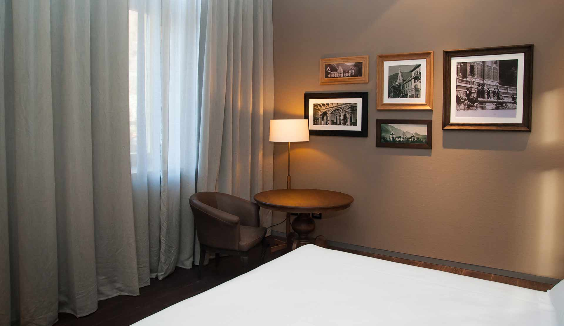 classic room Saint-Vincent