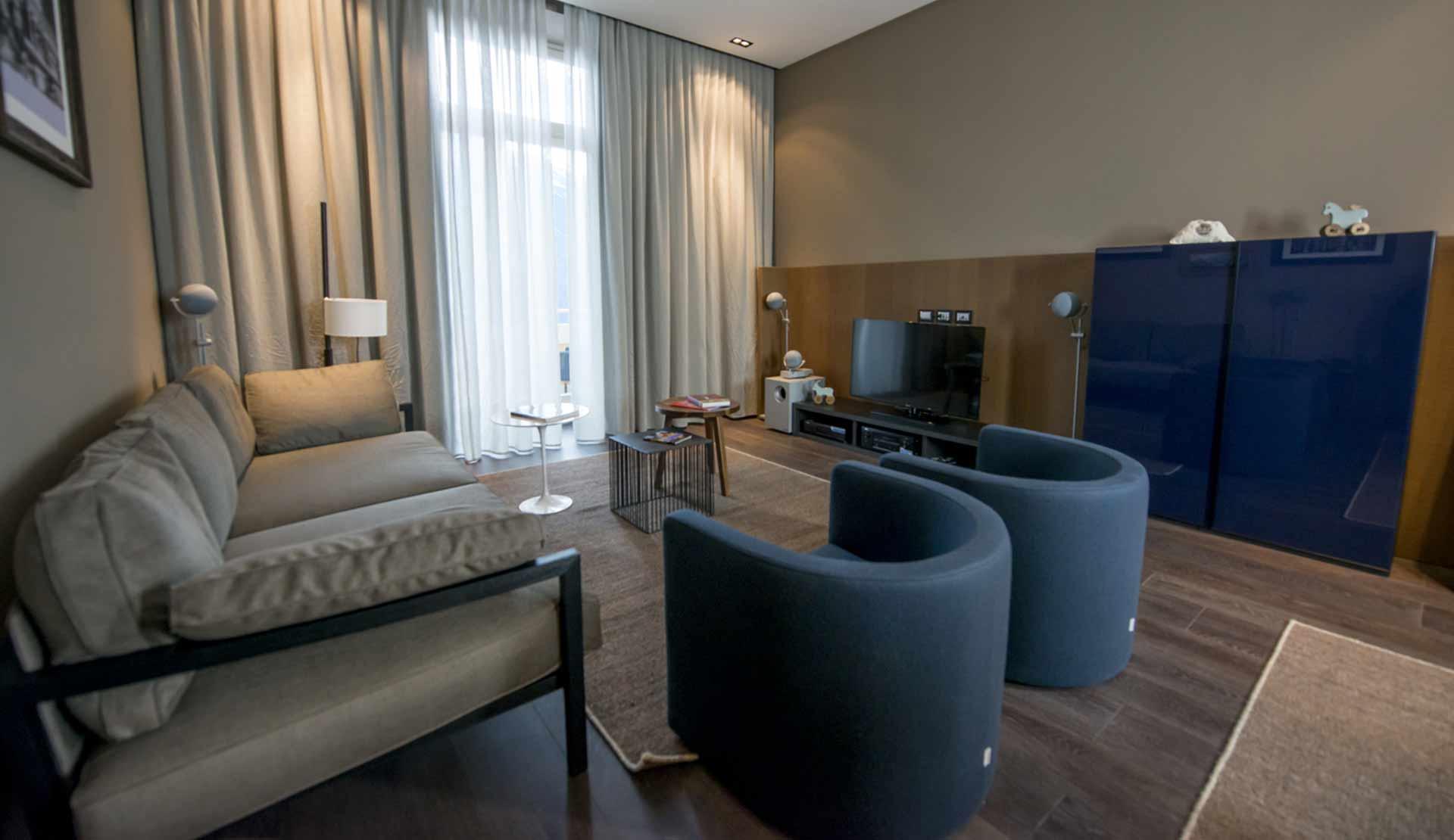Presidential suite Grand Hotel Billia