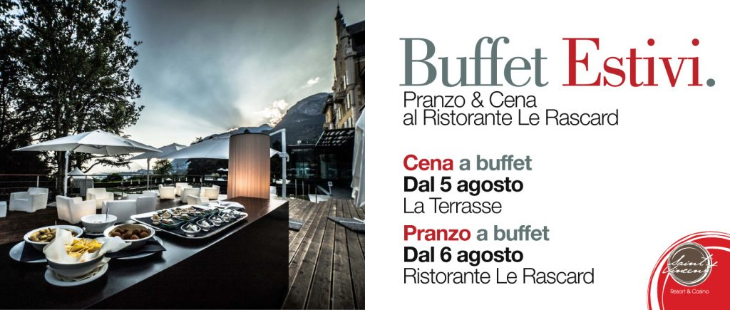 Buffet estivi