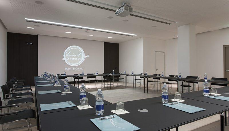 Centro congressi a Saint-Vincent