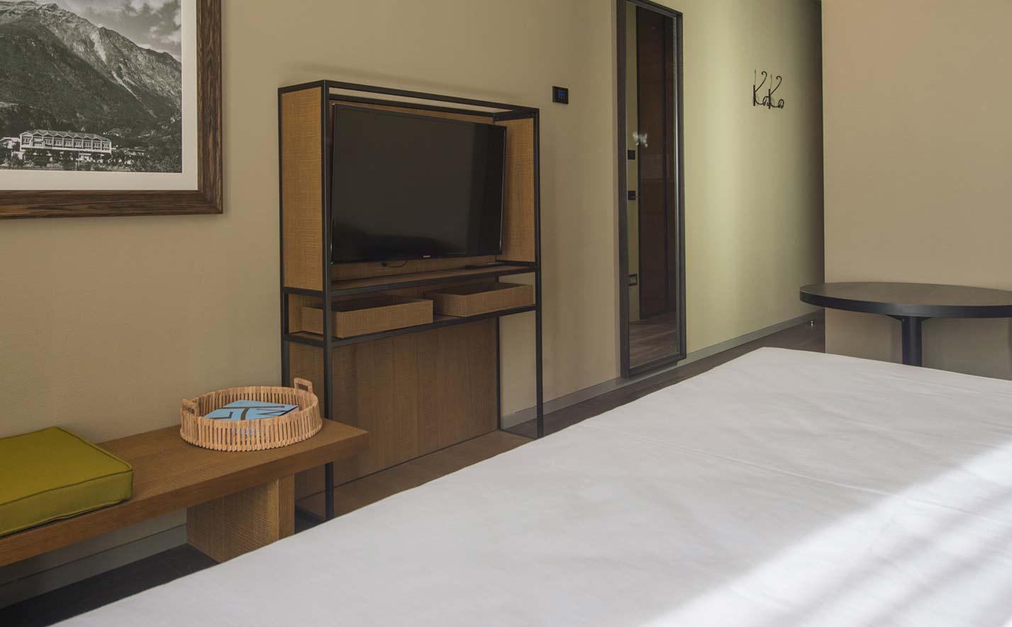 Camera de luxe Grand Hotel Billia
