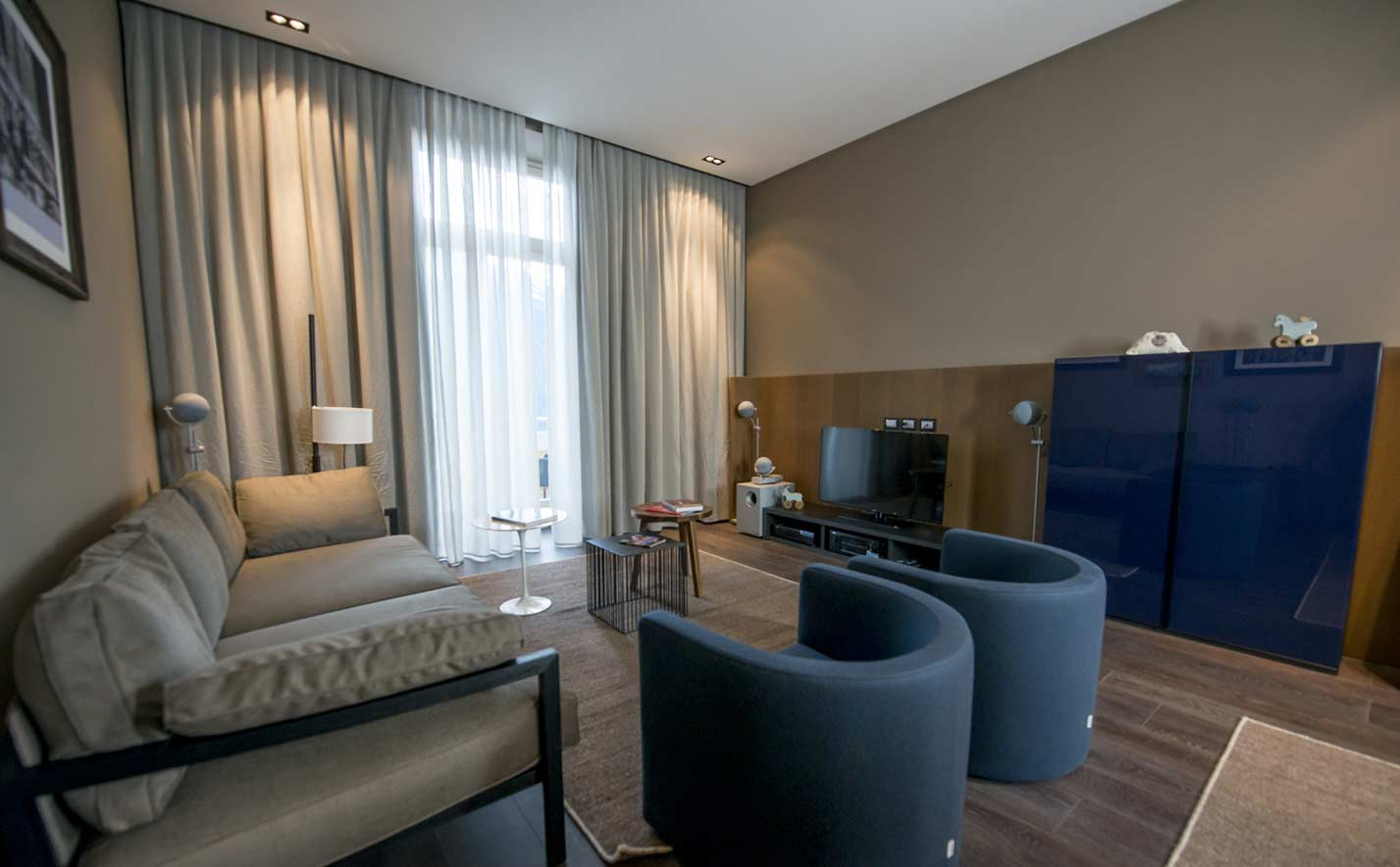 Presidential Room del Grand Hotel Billia di Saint-Vincent