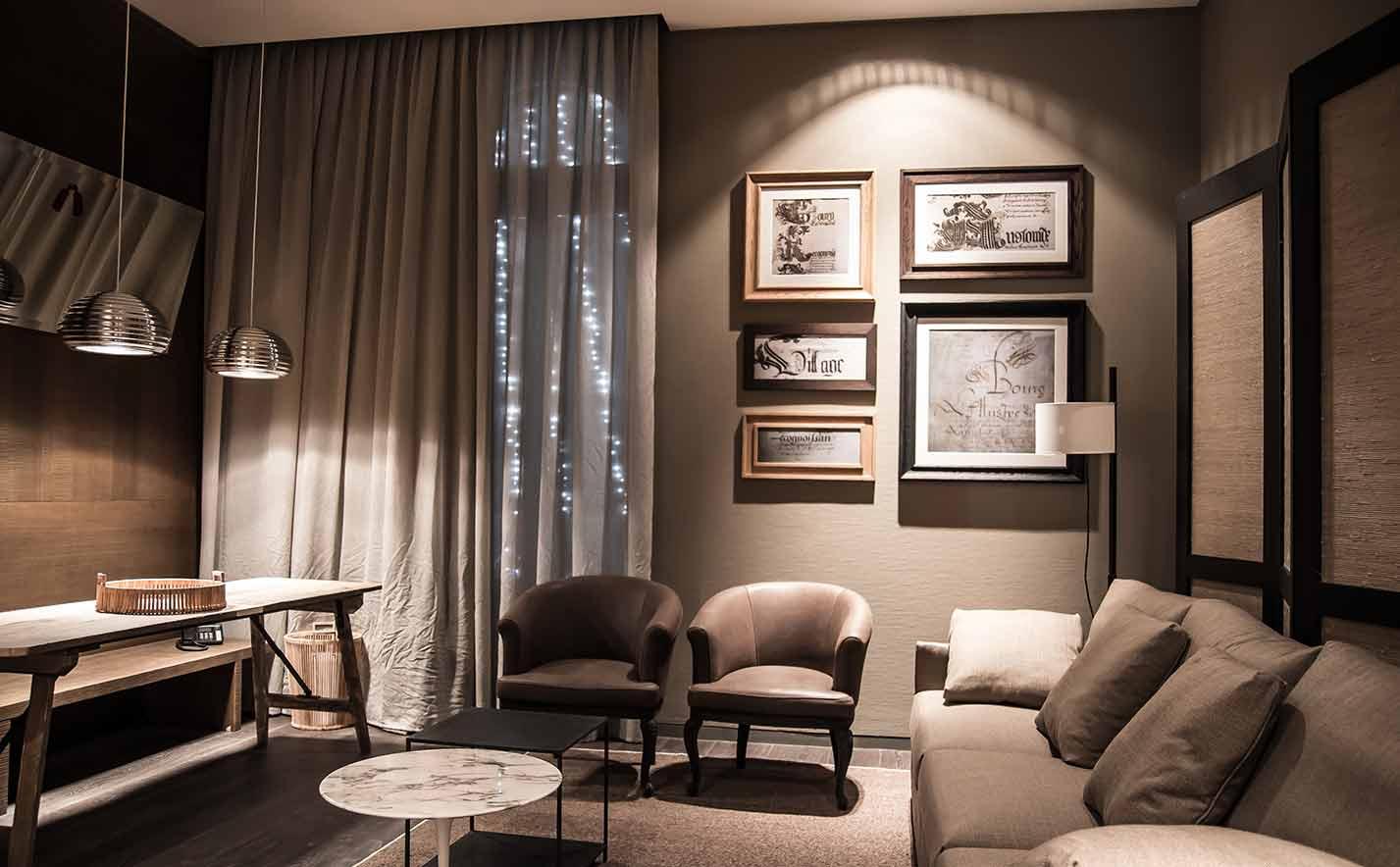 Wing apartment Saint-Vincent